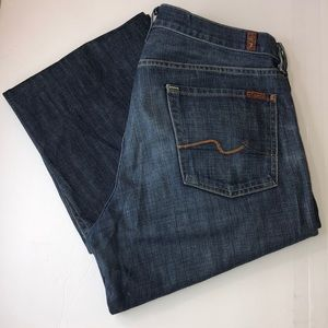 Men's seven for all mankind jeans